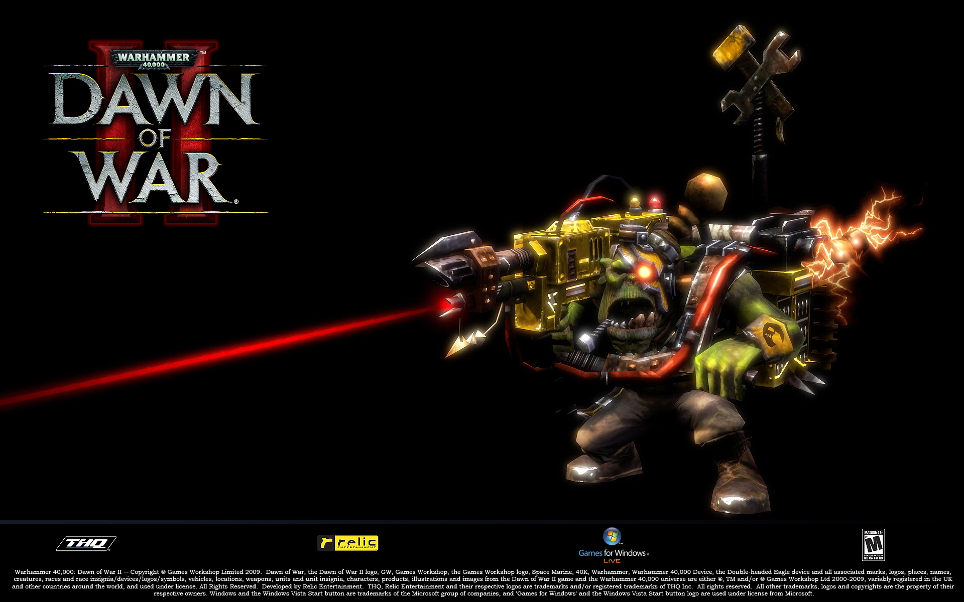 Dawn Of War ork HD Wallpaper