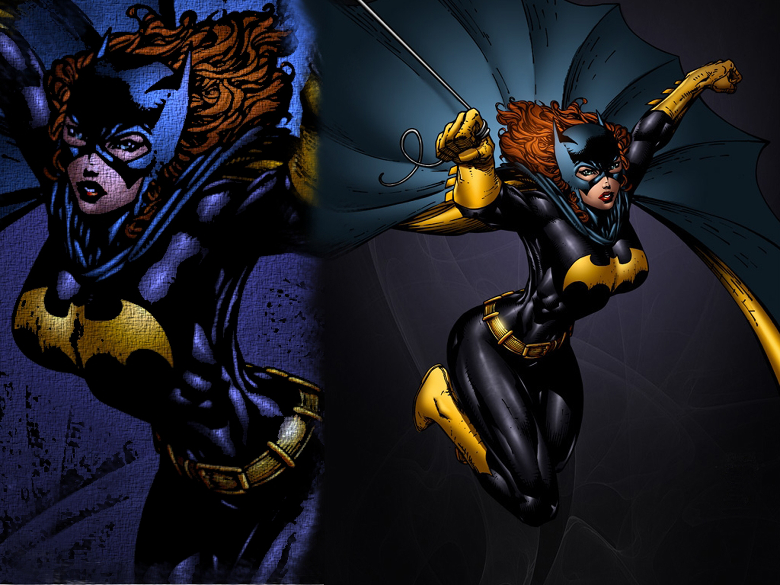 dc comics comics Batgirl HD Wallpaper