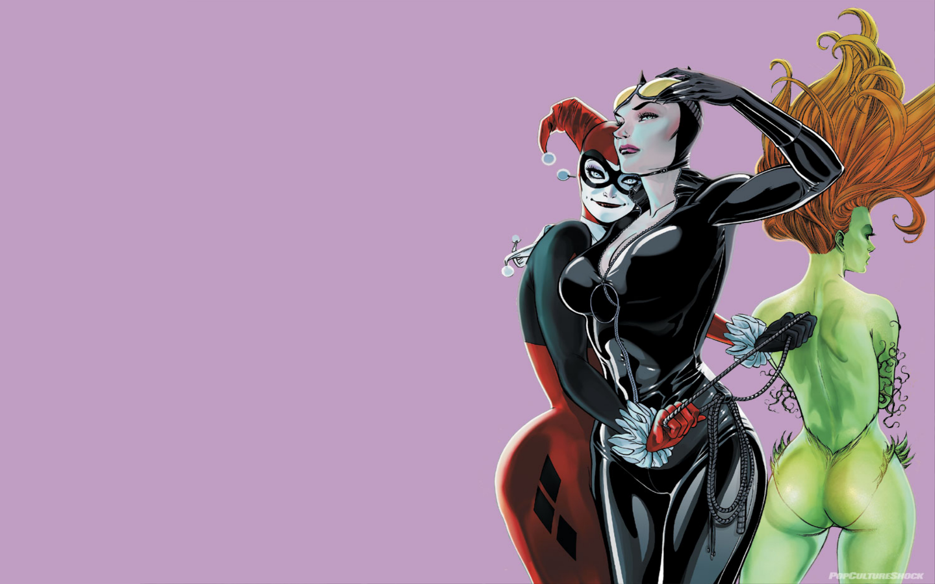 dc comics harley quinn HD Wallpaper