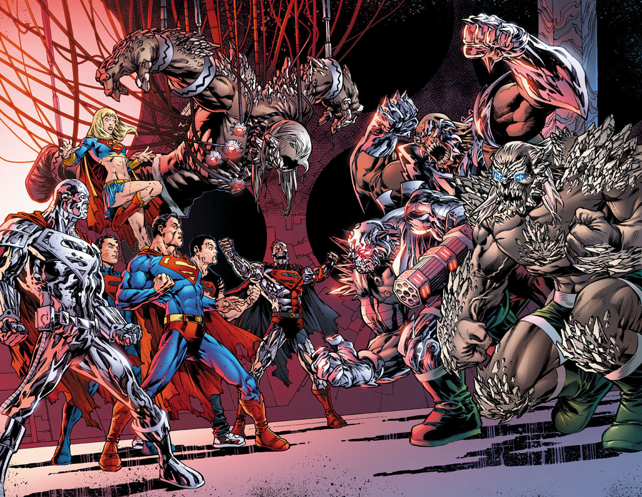 dc comics superman Steel HD Wallpaper