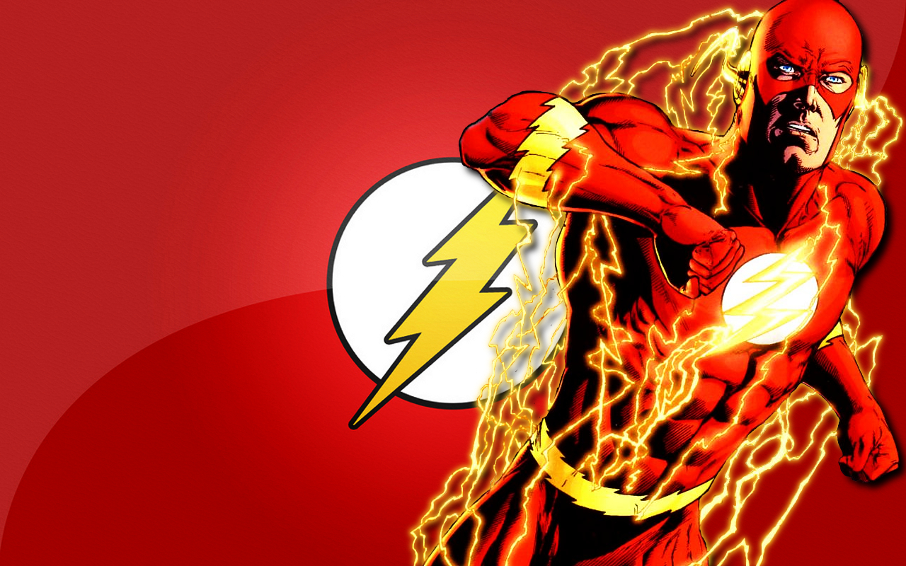 dc comics The flash HD Wallpaper