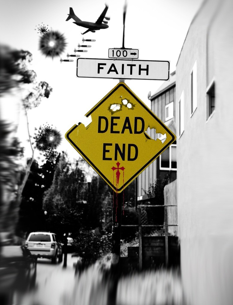 dead-end Faith religion roadsigns HD Wallpaper