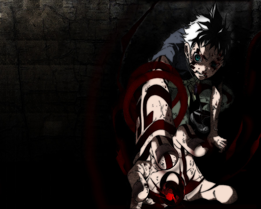 deadman Wonderland igarashi ganta HD Wallpaper