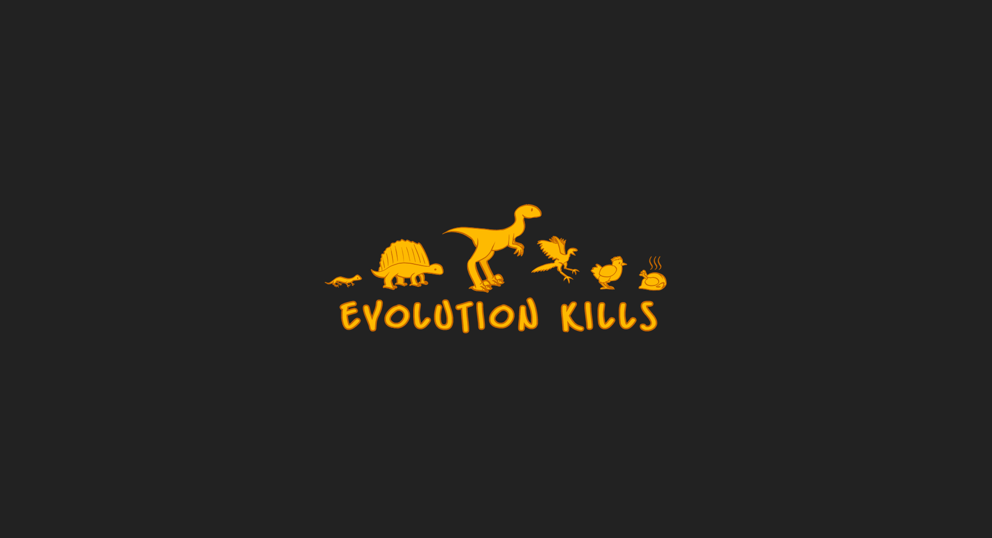 death Animals signs Evolution HD Wallpaper