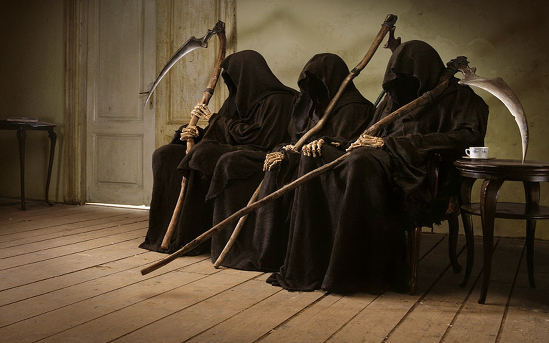 death grim reapers