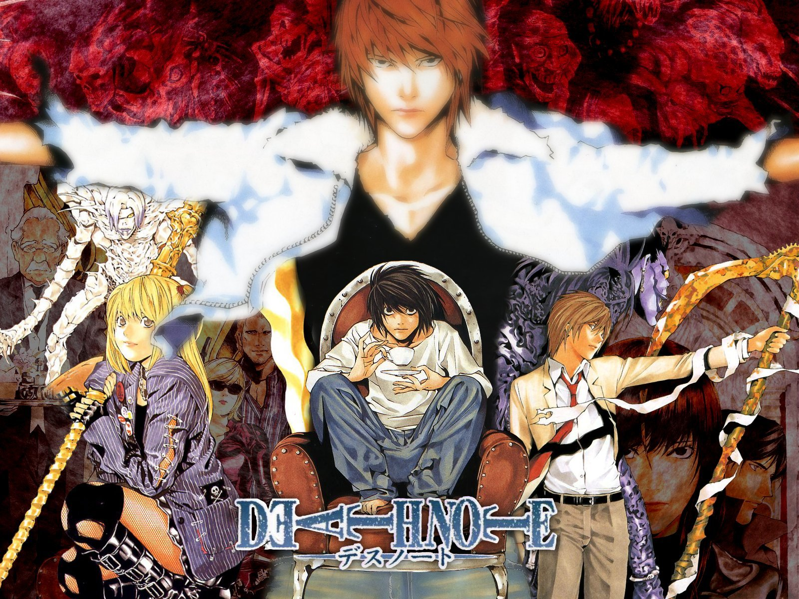 death note HD Wallpaper