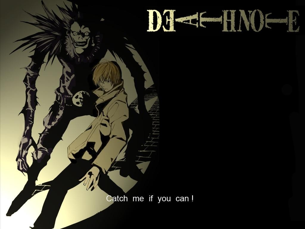 death note Anime HD Wallpaper