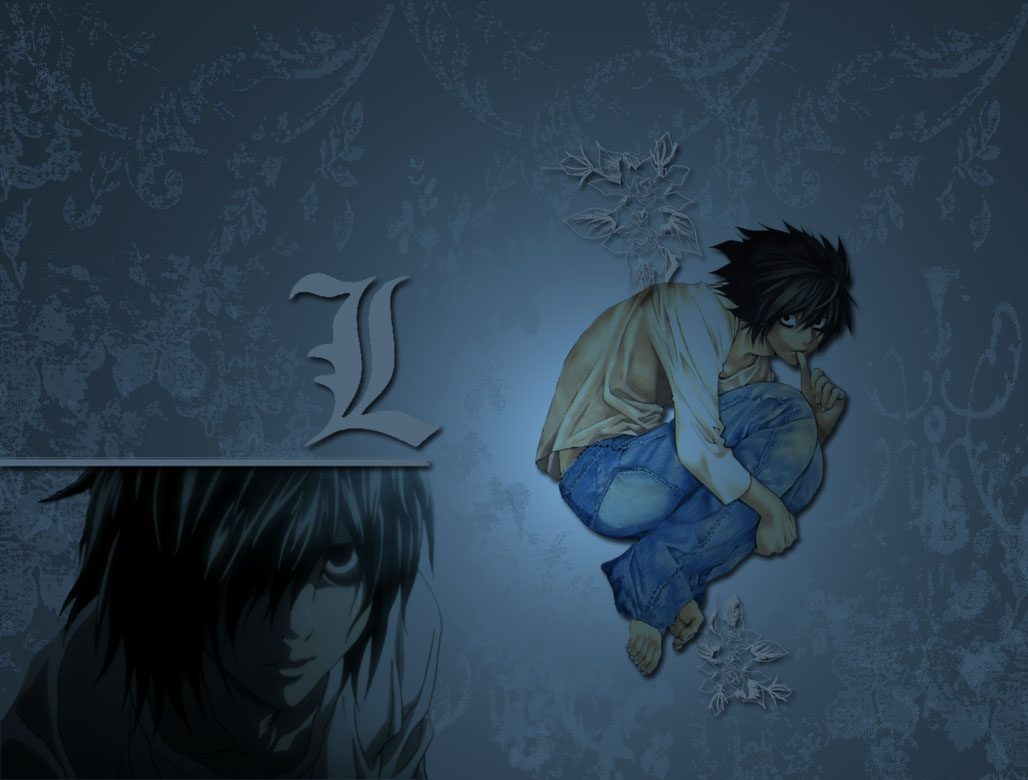 death note Anime lawliet