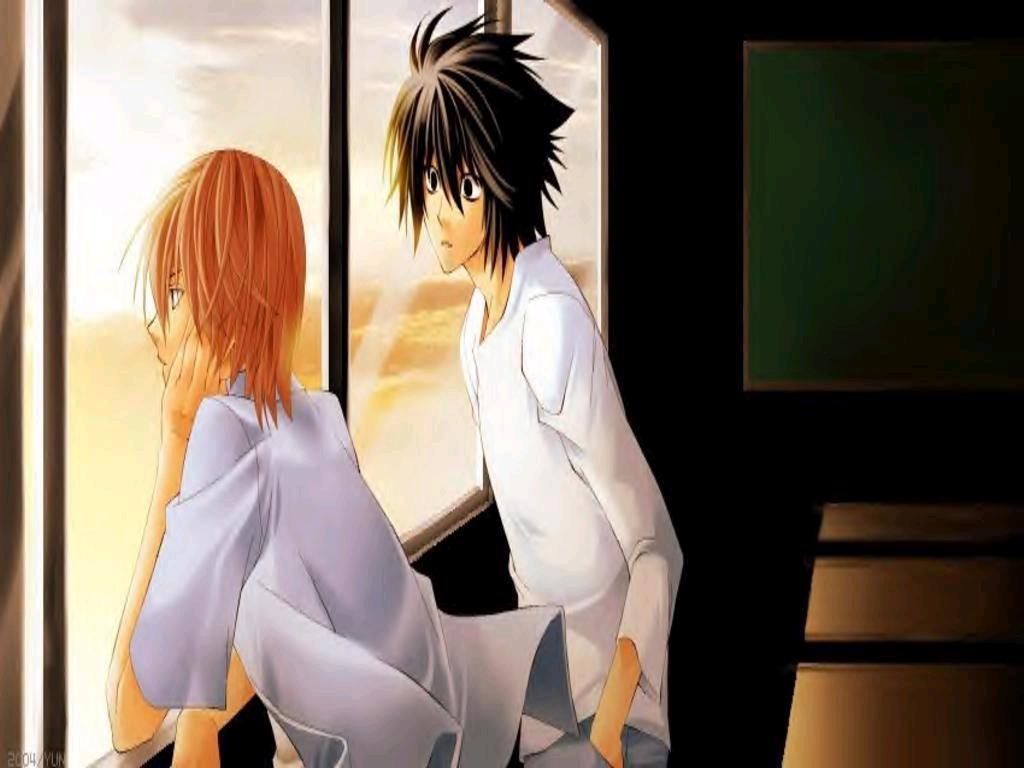 death note Manga Anime HD Wallpaper