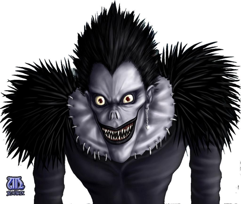 death note ryuk HD Wallpaper