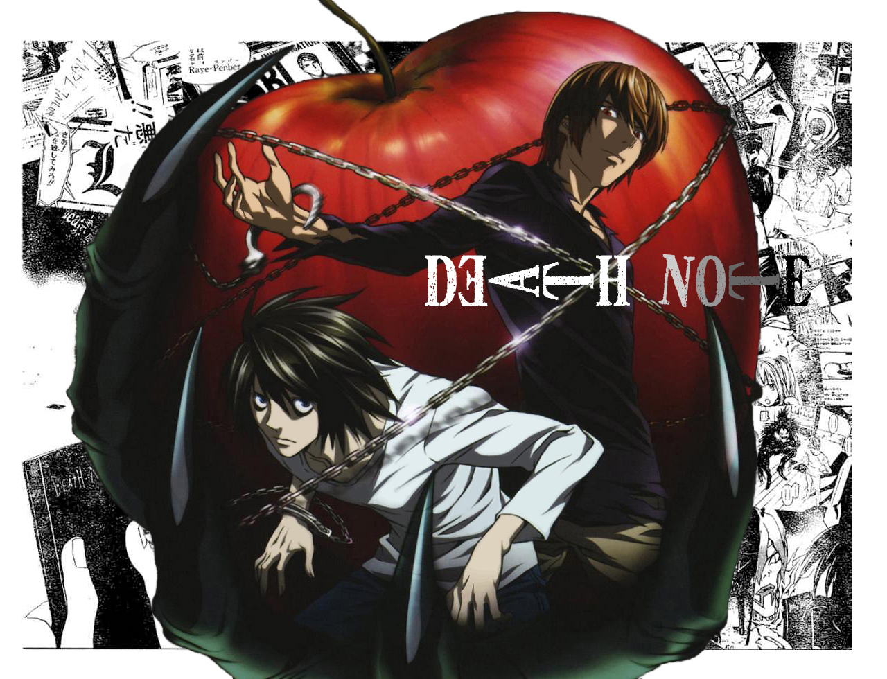 death note Yagami Light HD Wallpaper