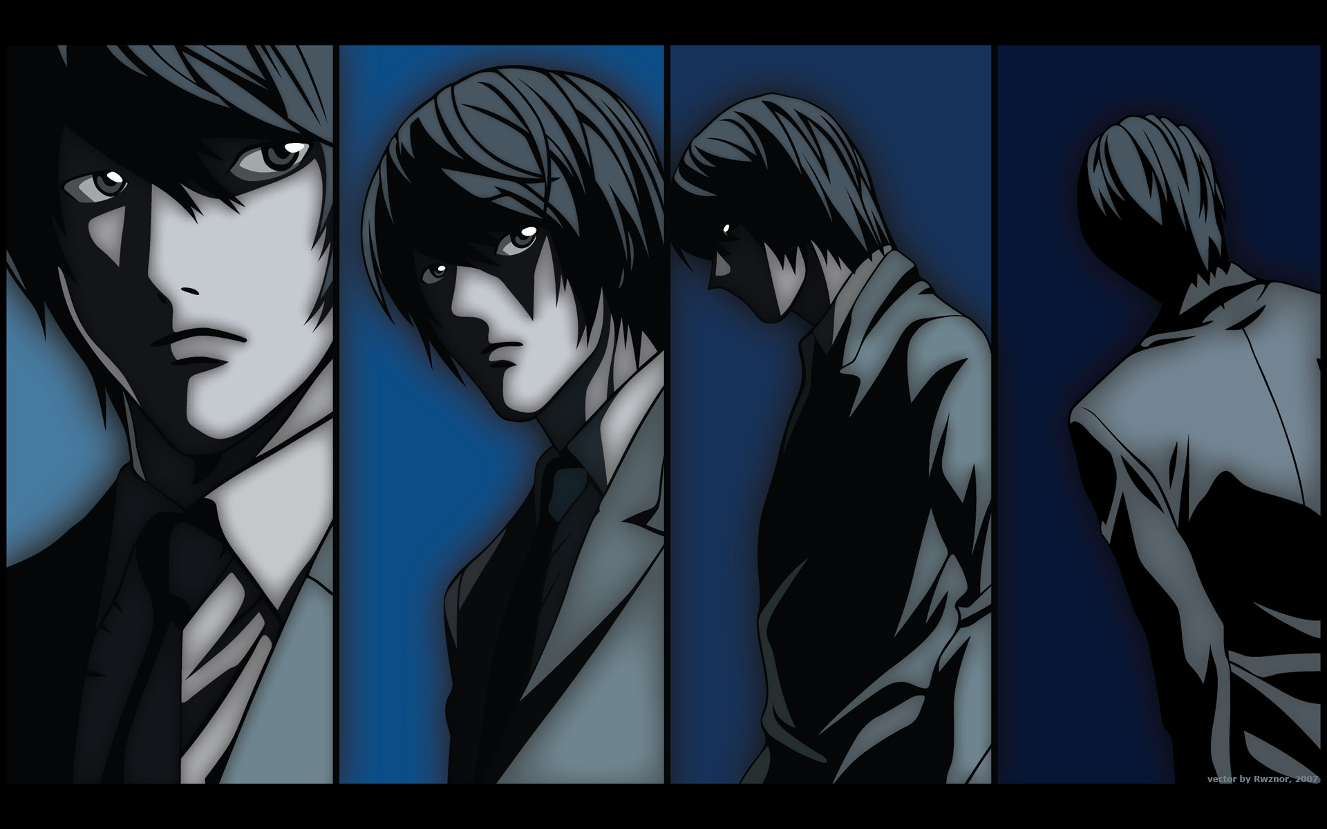death note Yagami Light