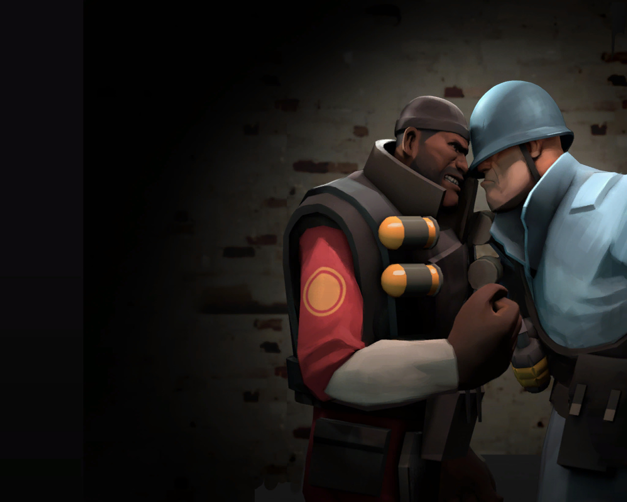 demoman team fortress 2 HD Wallpaper
