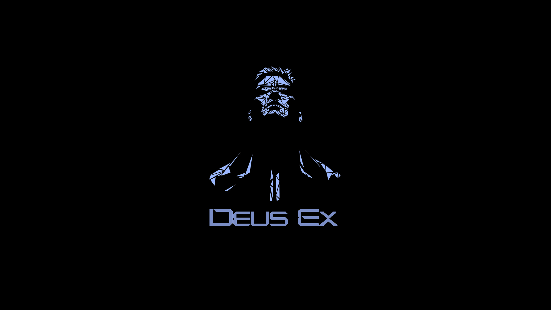 deus EX jc denton HD Wallpaper