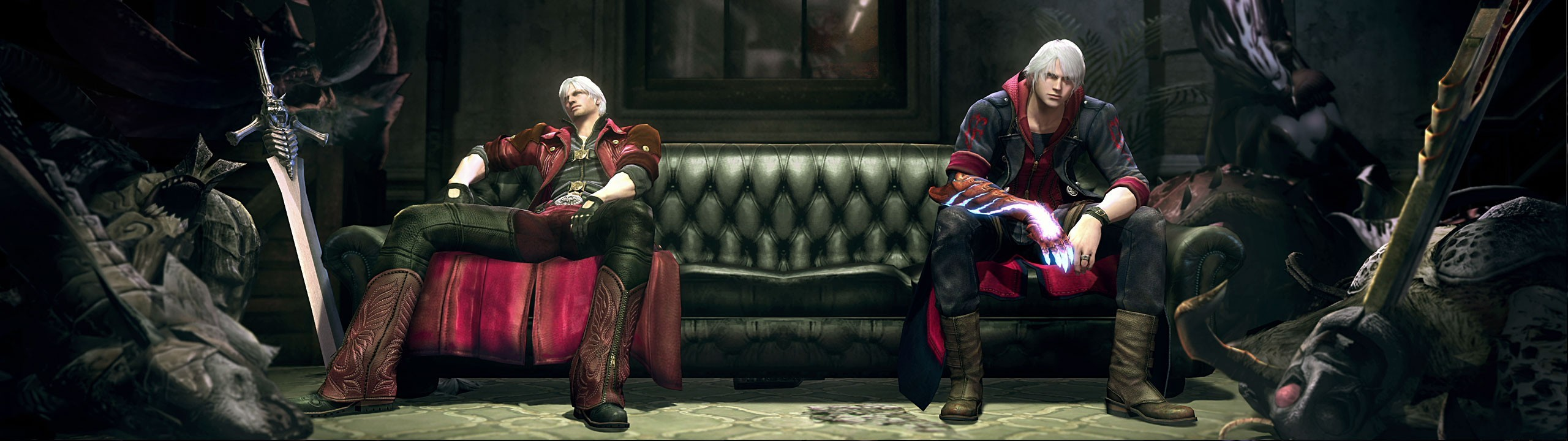 devil may cry HD Wallpaper