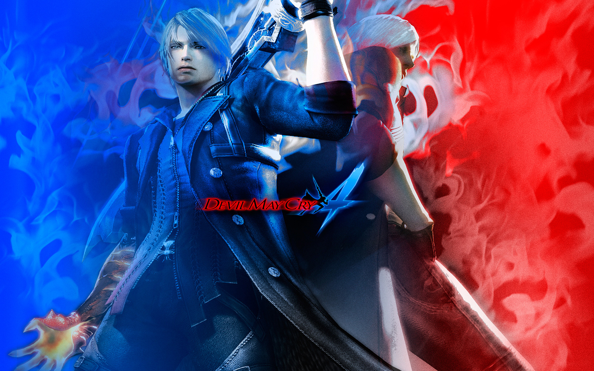 devil May cry Anime HD Wallpaper
