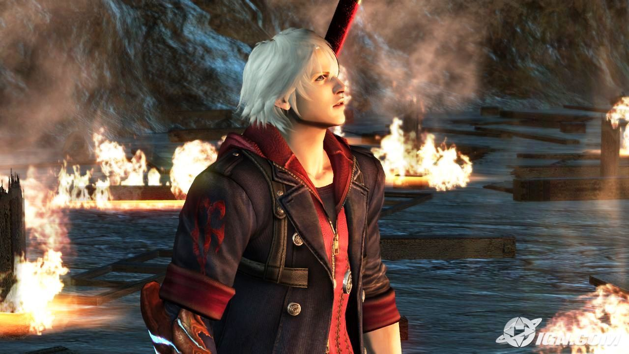 devil May cry Nero HD Wallpaper