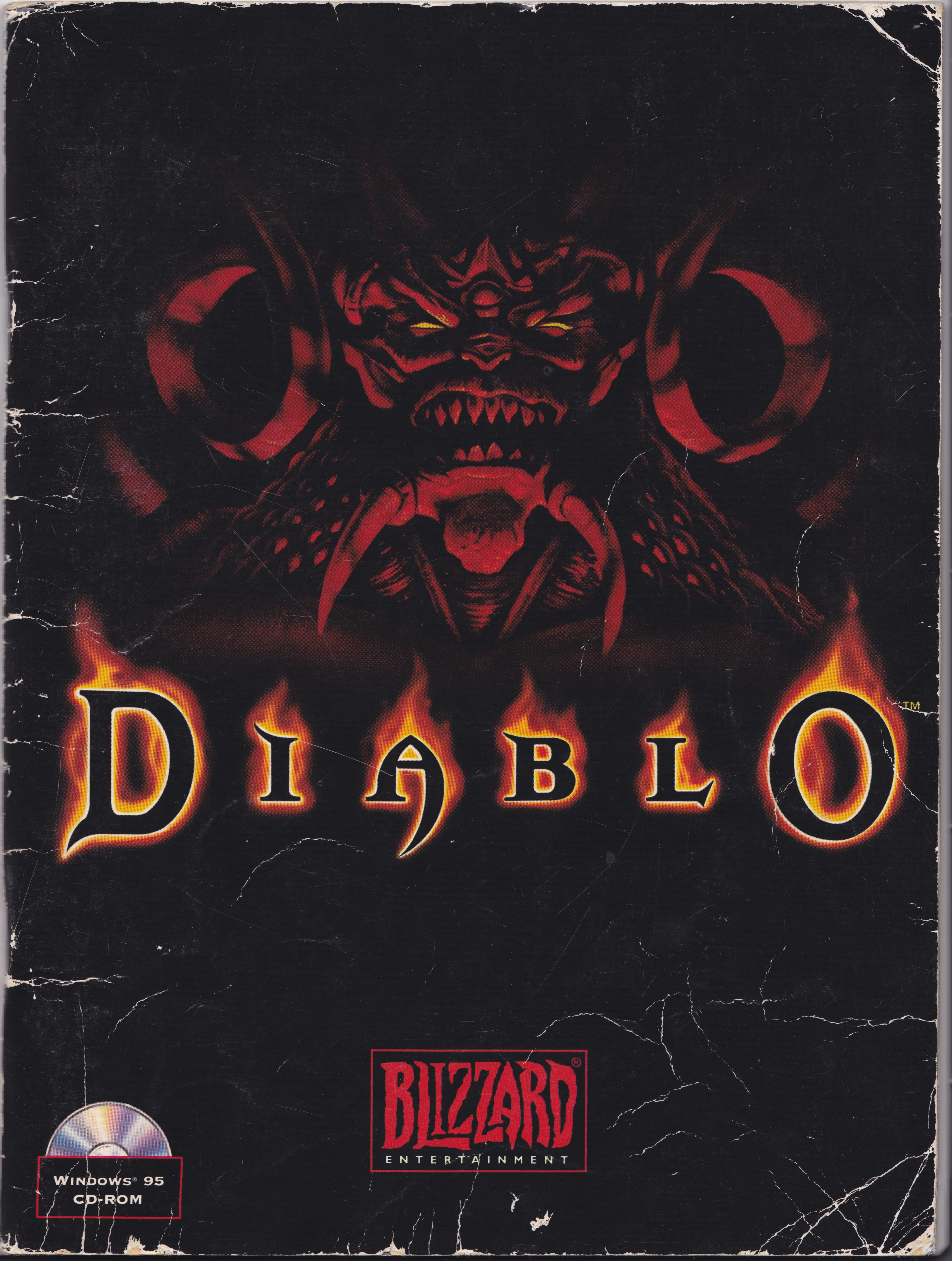 diablo HD Wallpaper