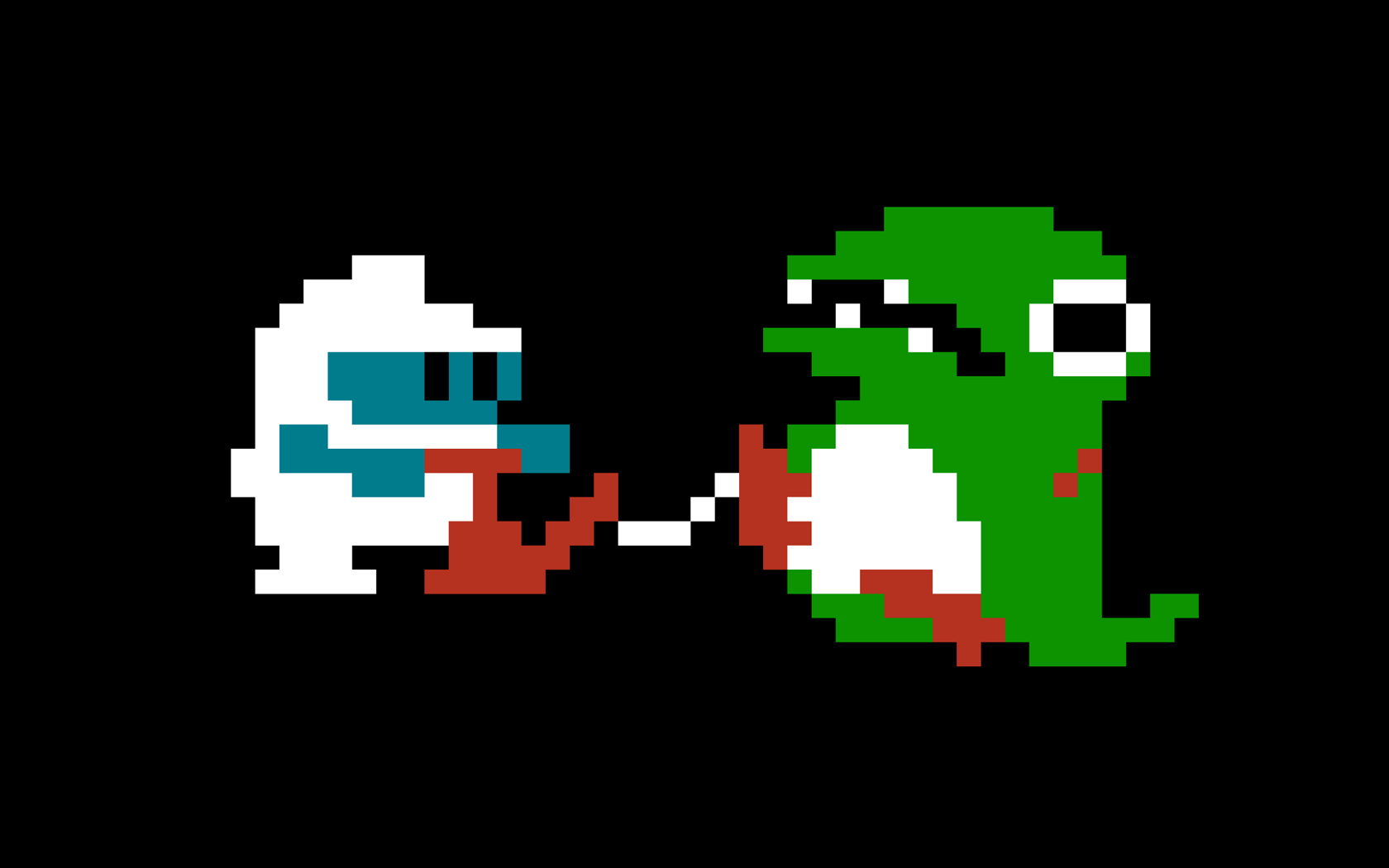 dig dug by any HD Wallpaper