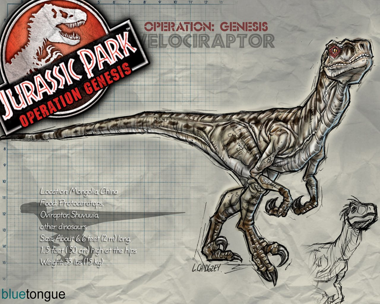 Dinosaurs Jurassic Park HD Wallpaper