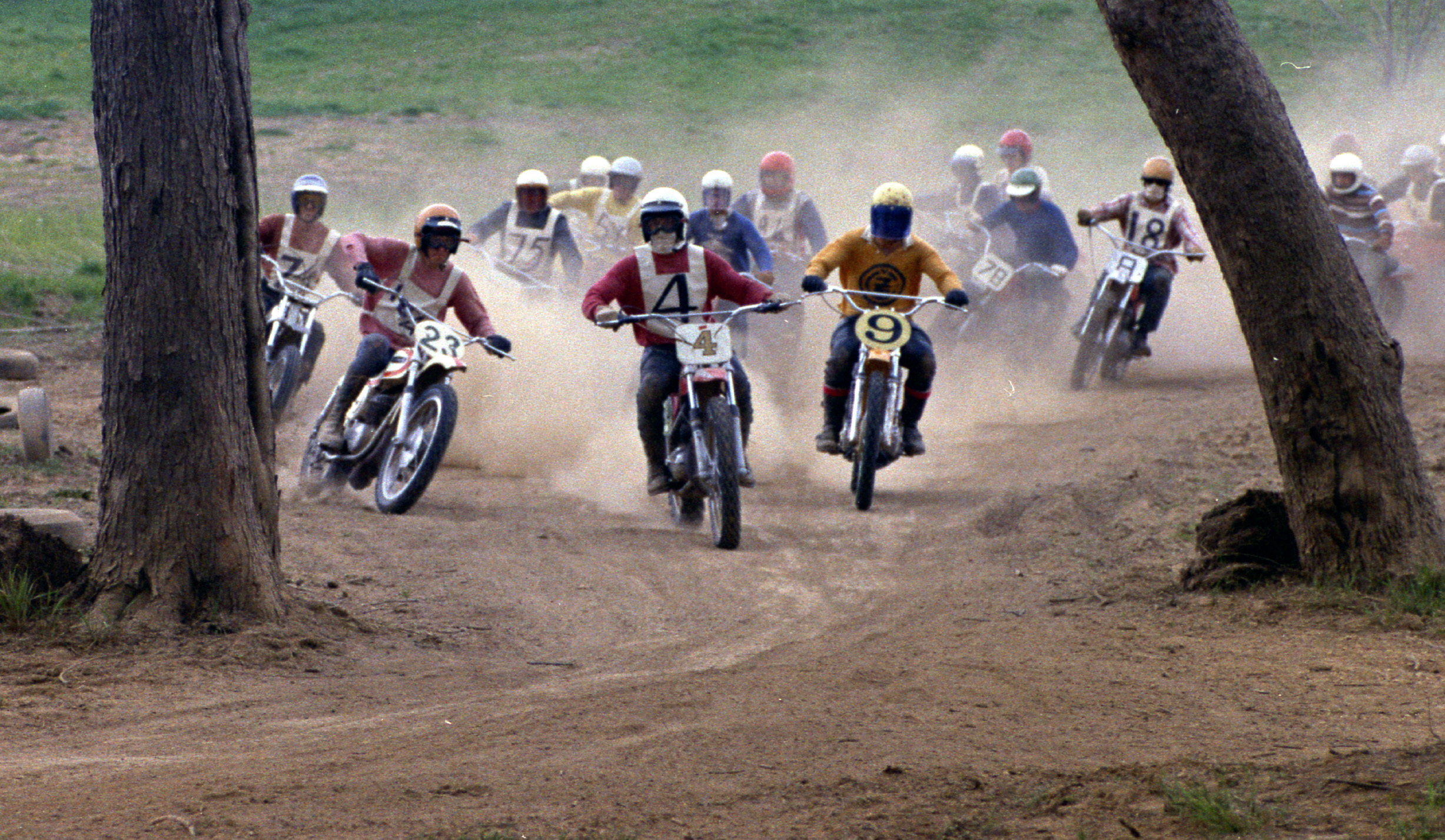 dirt Bikes race vehicles HD Wallpaper