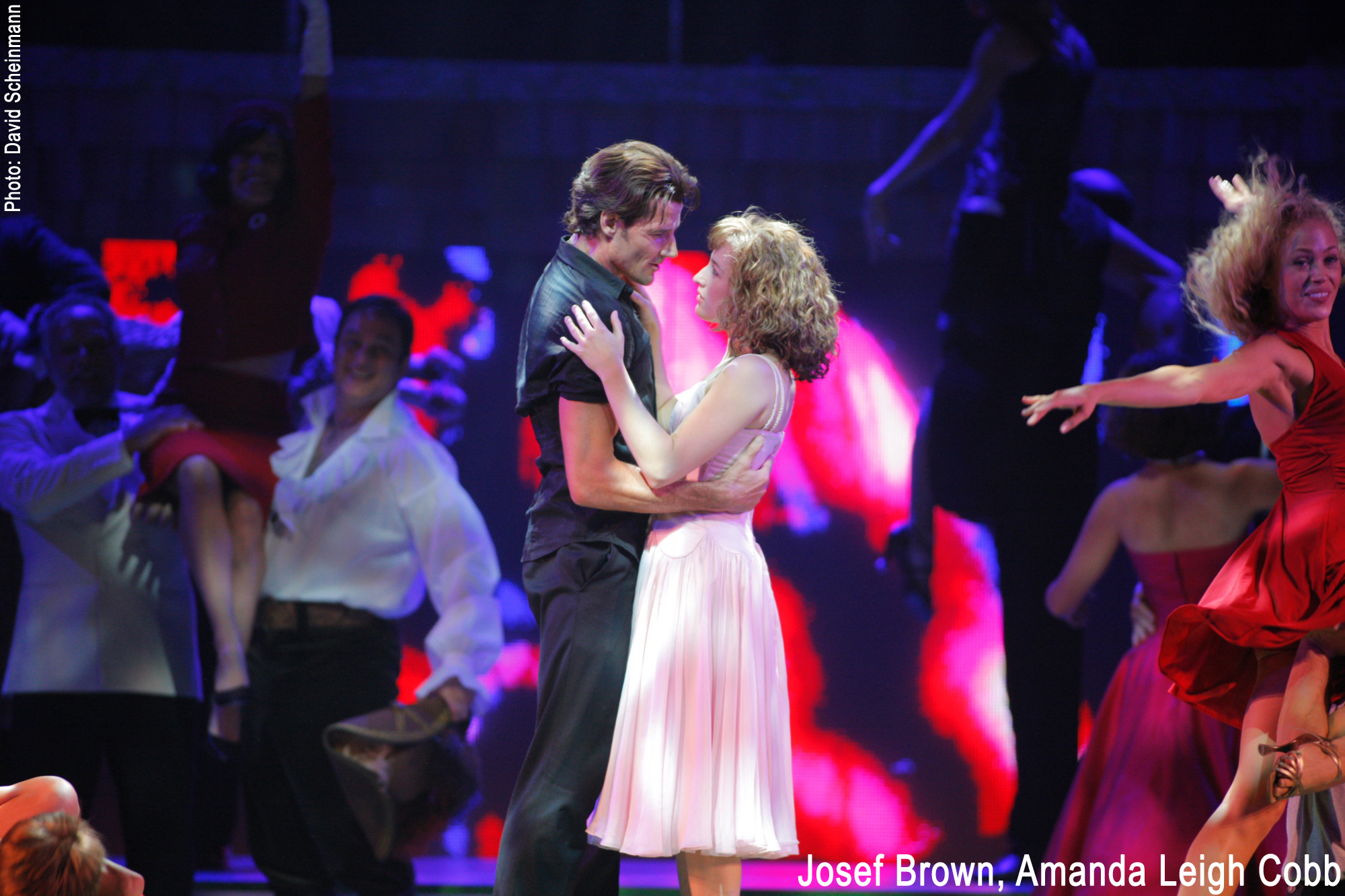 dirty dancing high HD Wallpaper