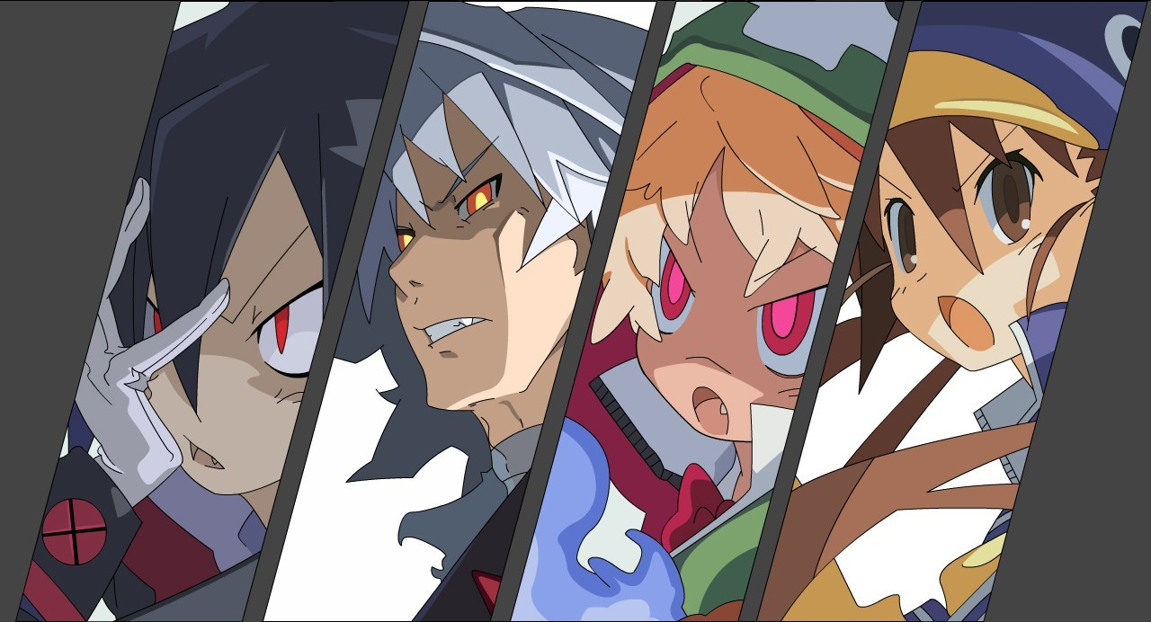 disgaea vectors groups male