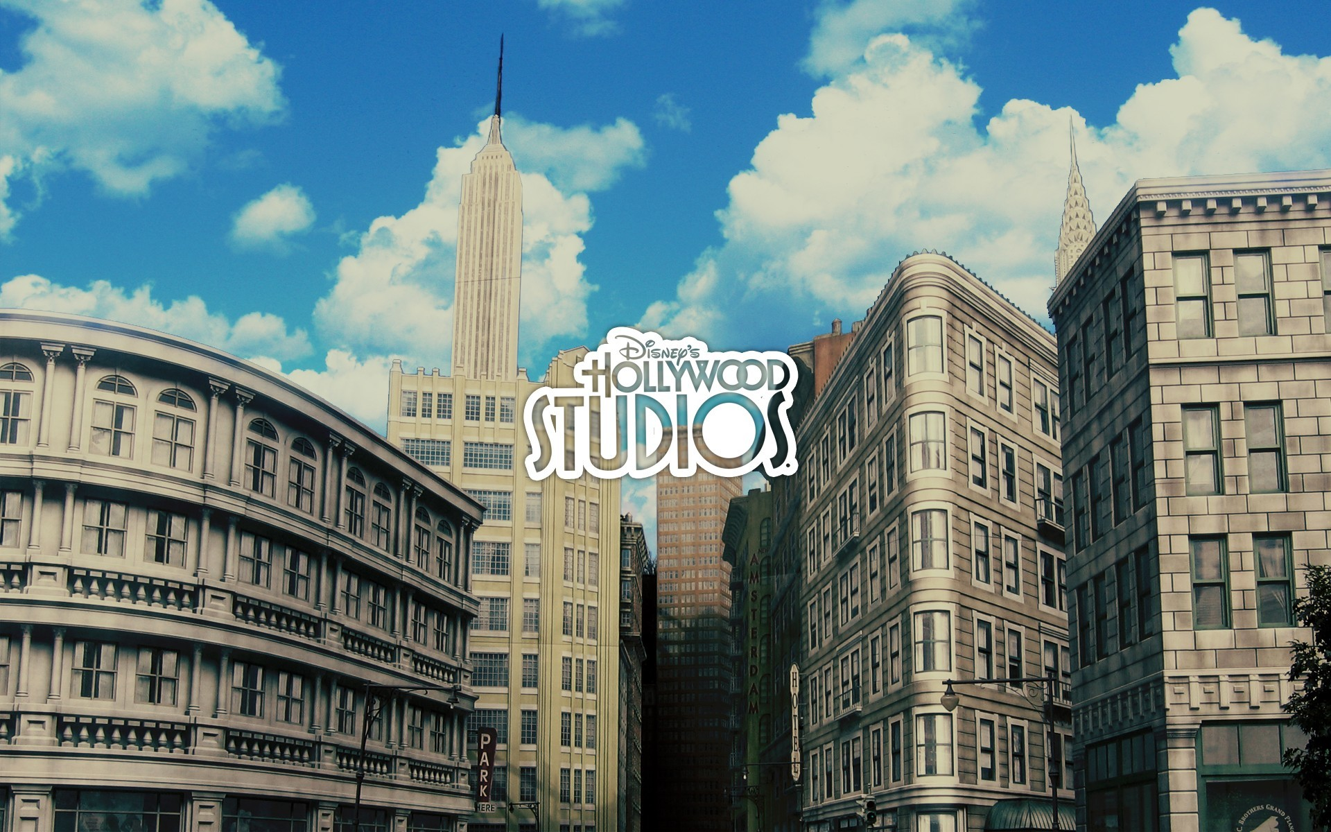 Disney Company HD Wallpaper