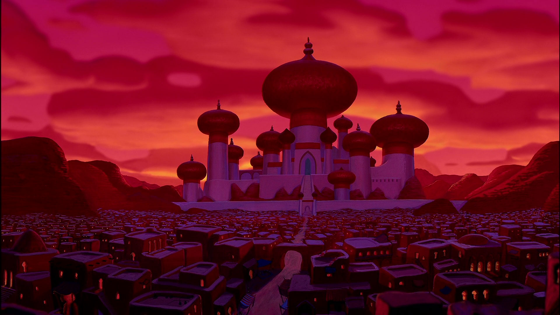 Disney Company Aladdin HD Wallpaper