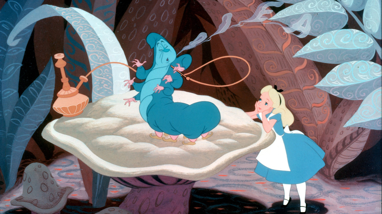 Disney Company Alice in HD Wallpaper