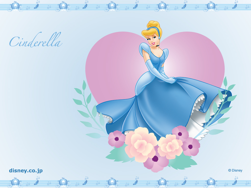 disney Company Cinderella HD Wallpaper
