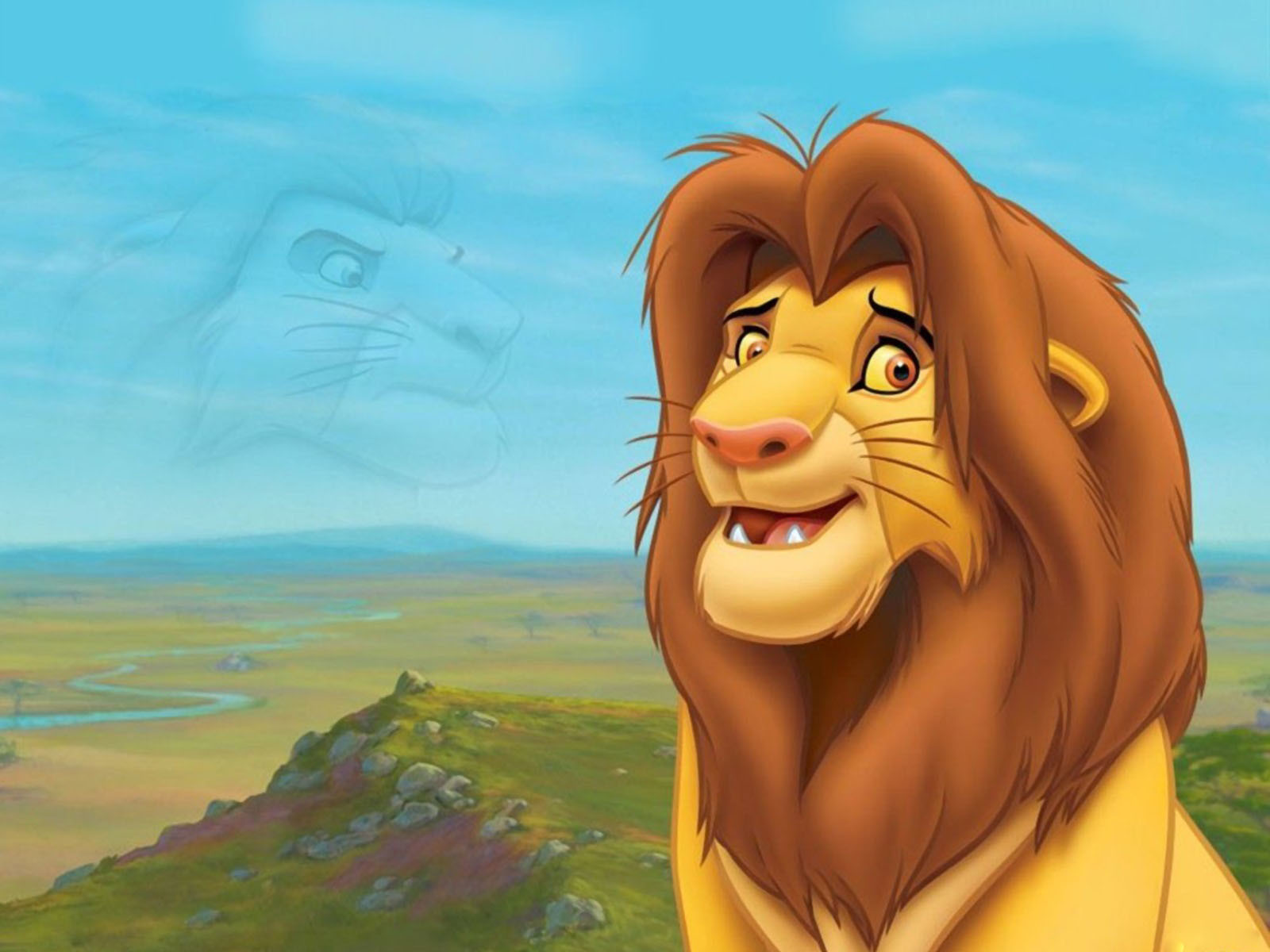 Disney Company Simba The HD Wallpaper