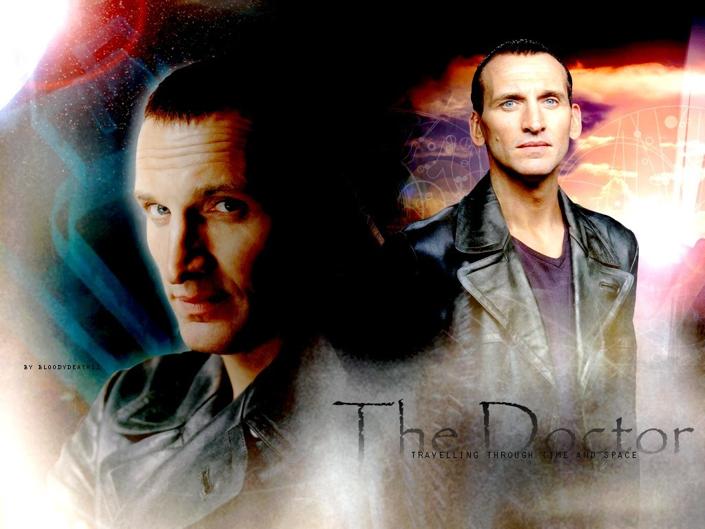 Doctor Who christopher eccleston HD Wallpaper
