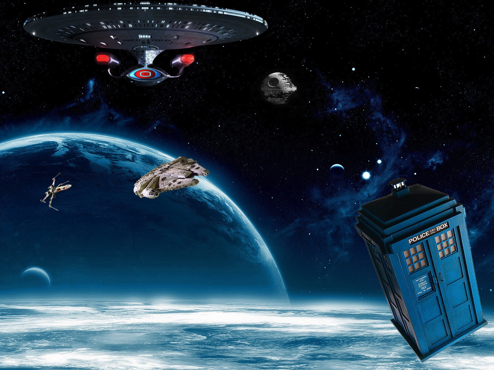 doctor Who? NC star HD Wallpaper