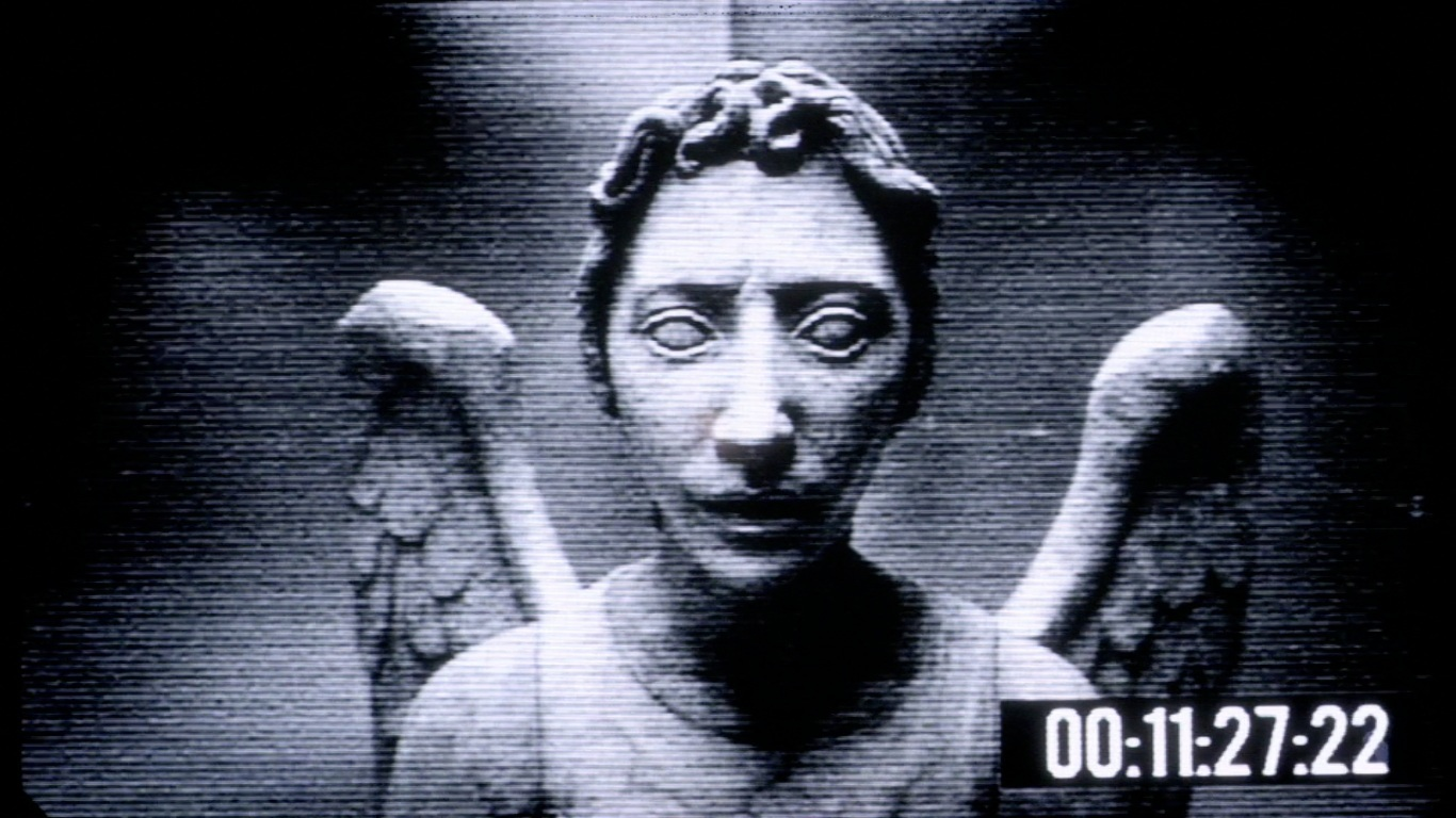 Doctor Who weeping angel HD Wallpaper