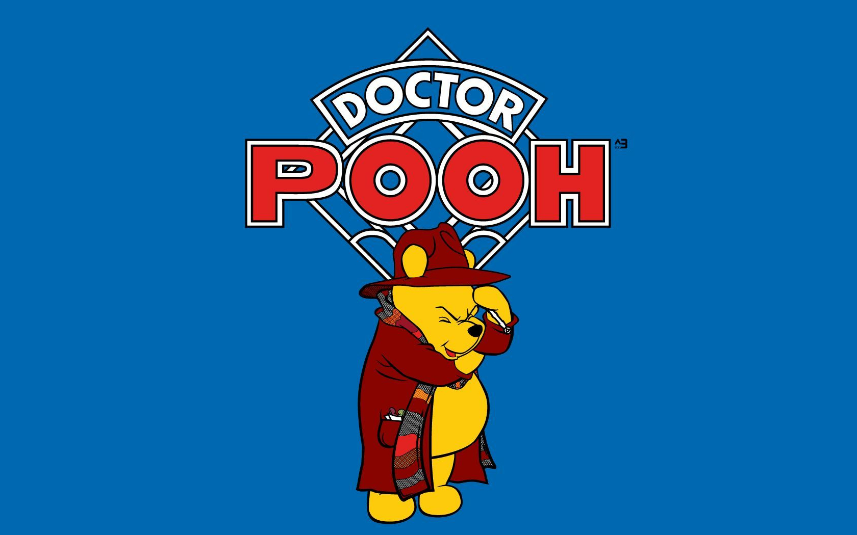 doctor Who? winnie The HD Wallpaper