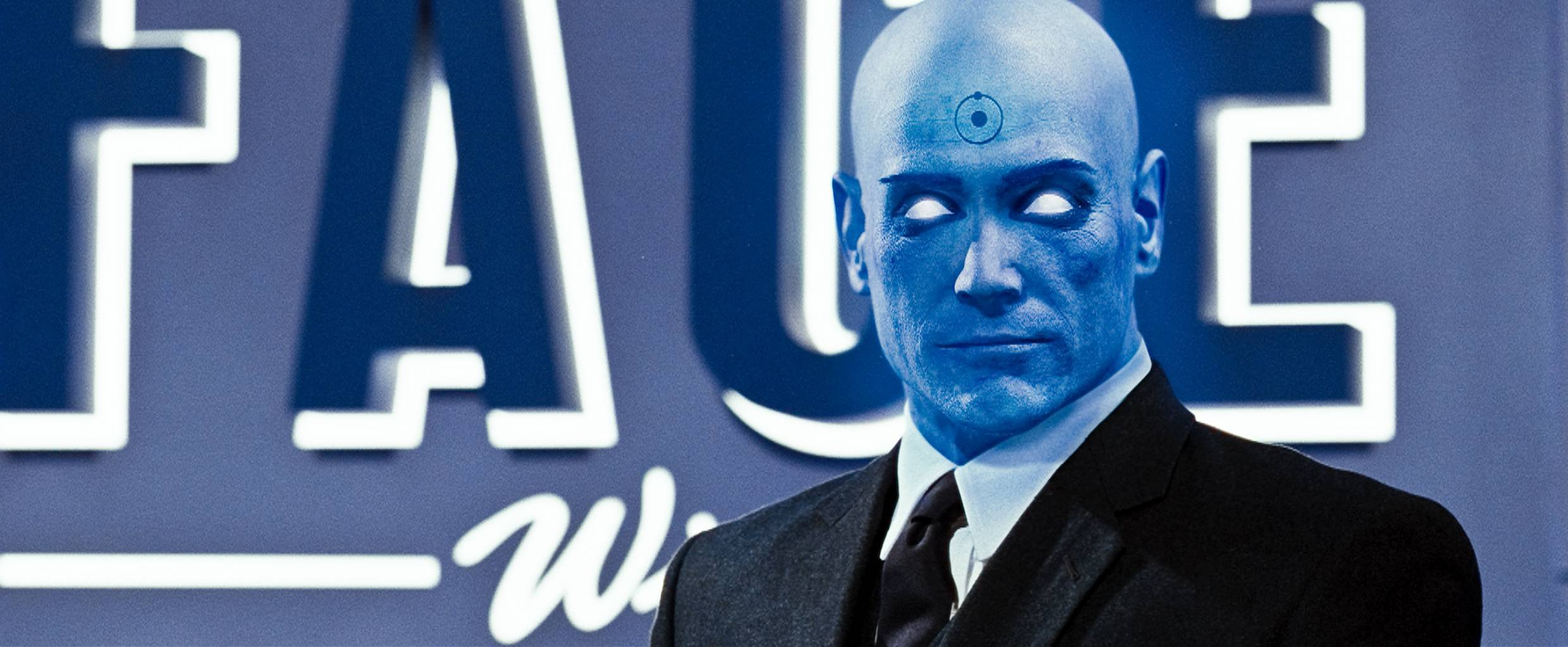 Dr. Manhattan Watchmen HD Wallpaper
