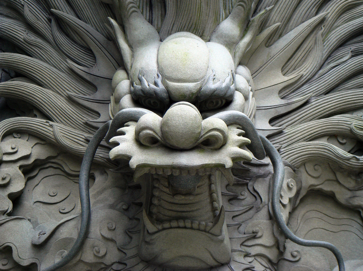 dragon guangzhou guangdong province HD Wallpaper