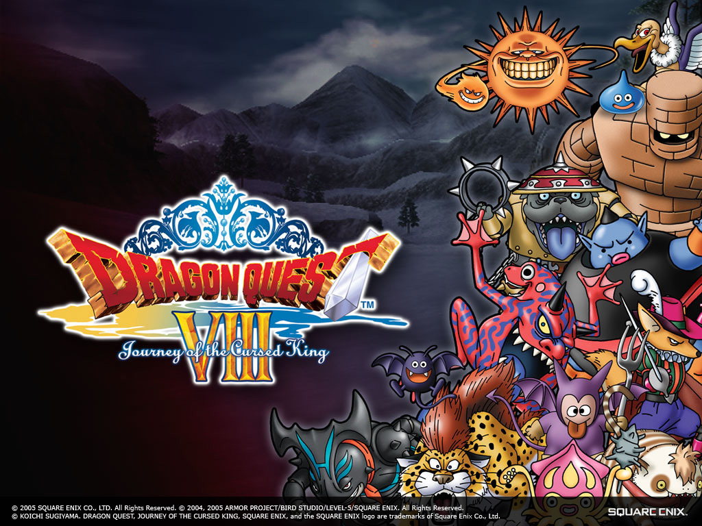 dragon quest dq Animals