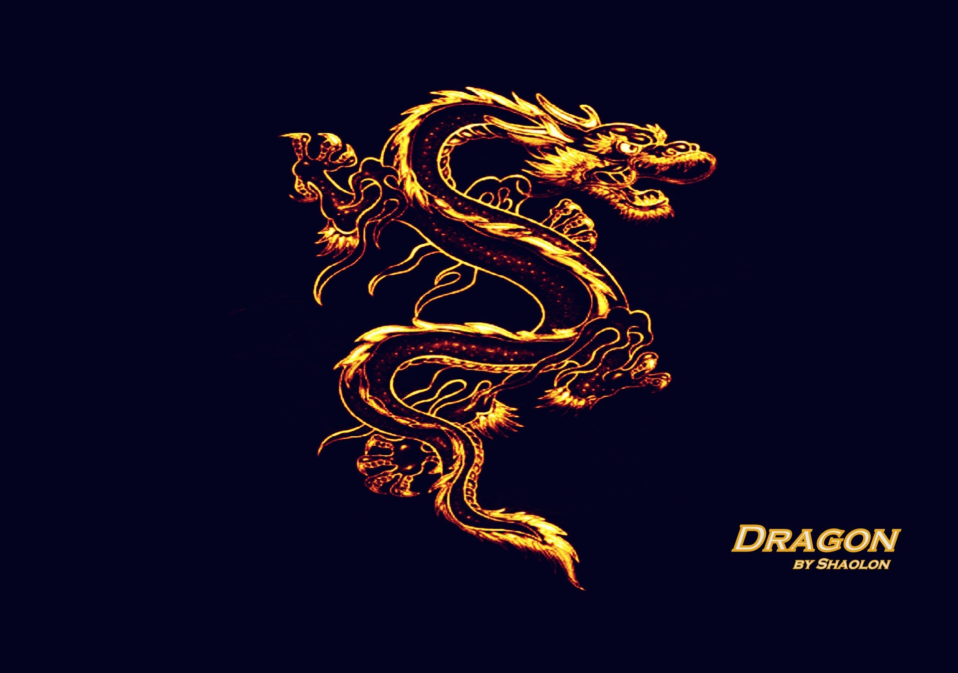Dragons HD Wallpaper