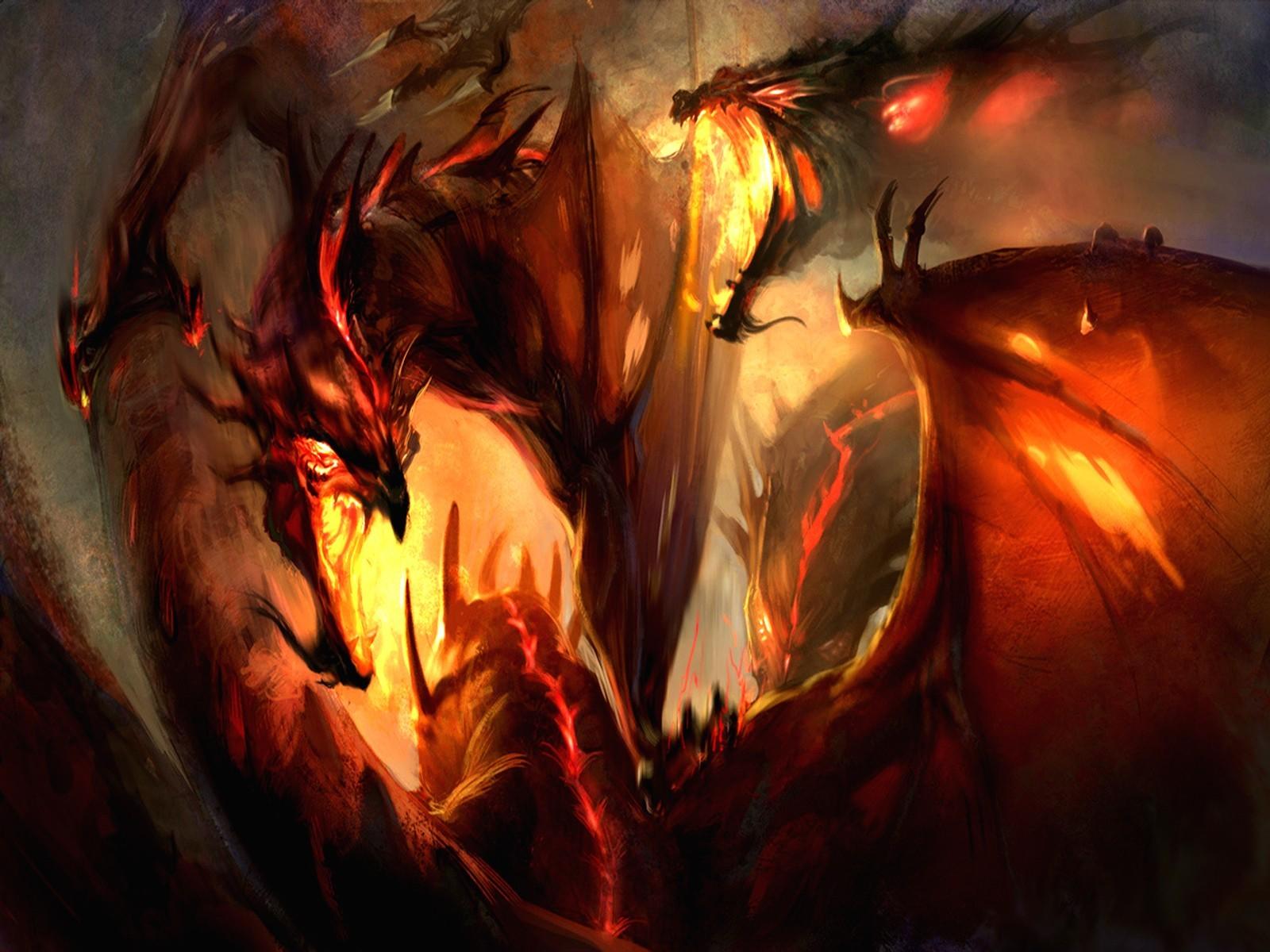 "\""Dragons"