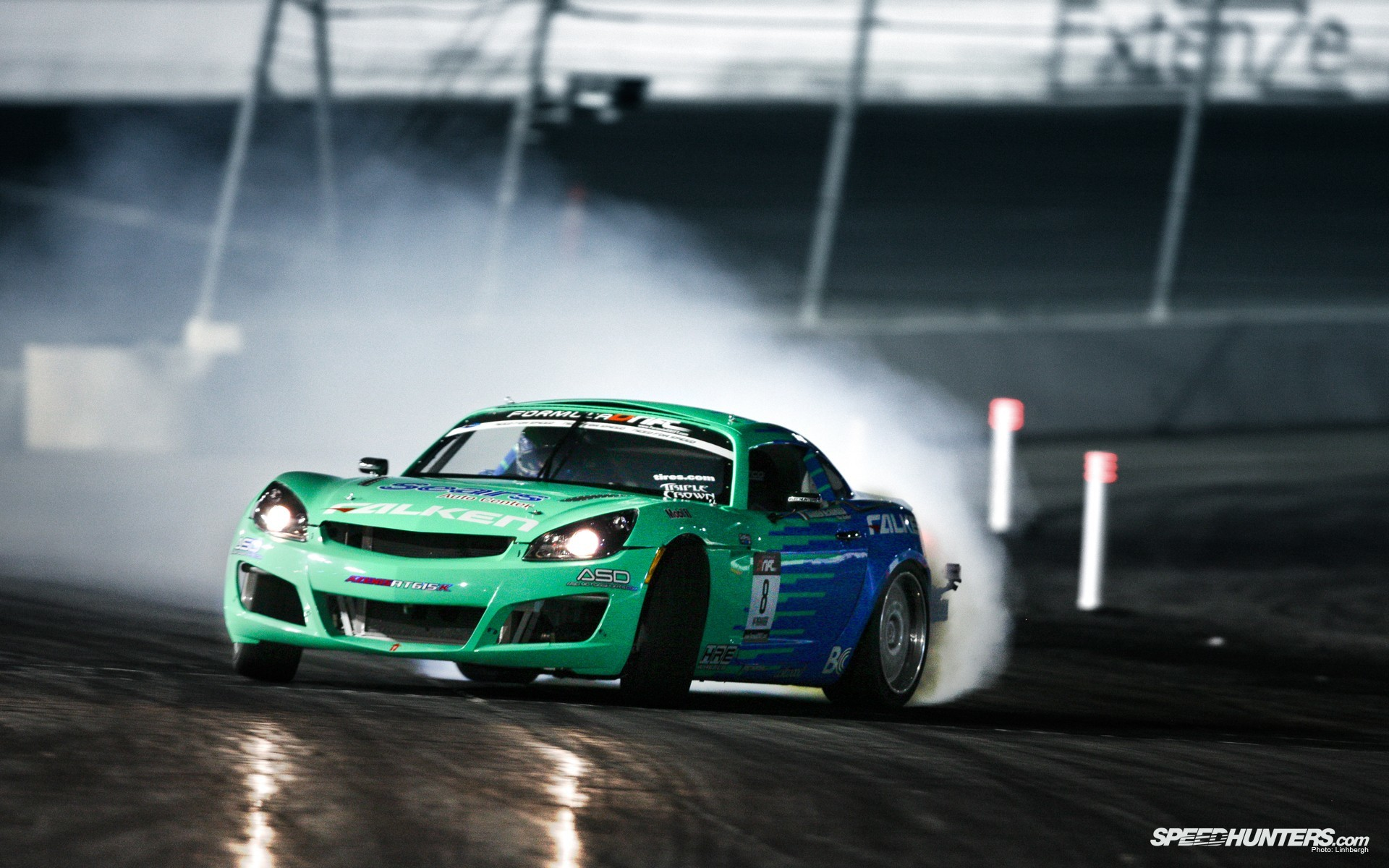 Drifting HD Wallpaper