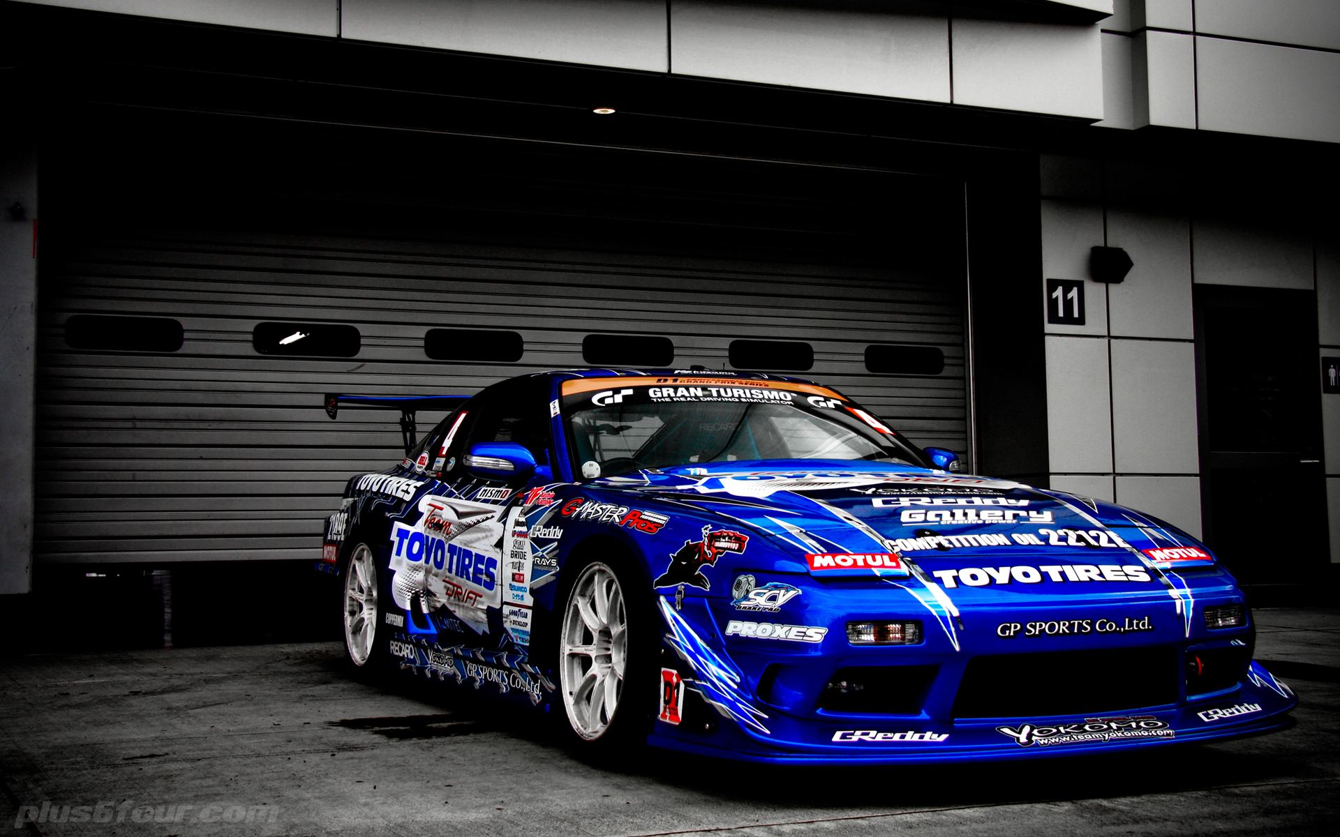 drifting cars tuning Nissan HD Wallpaper