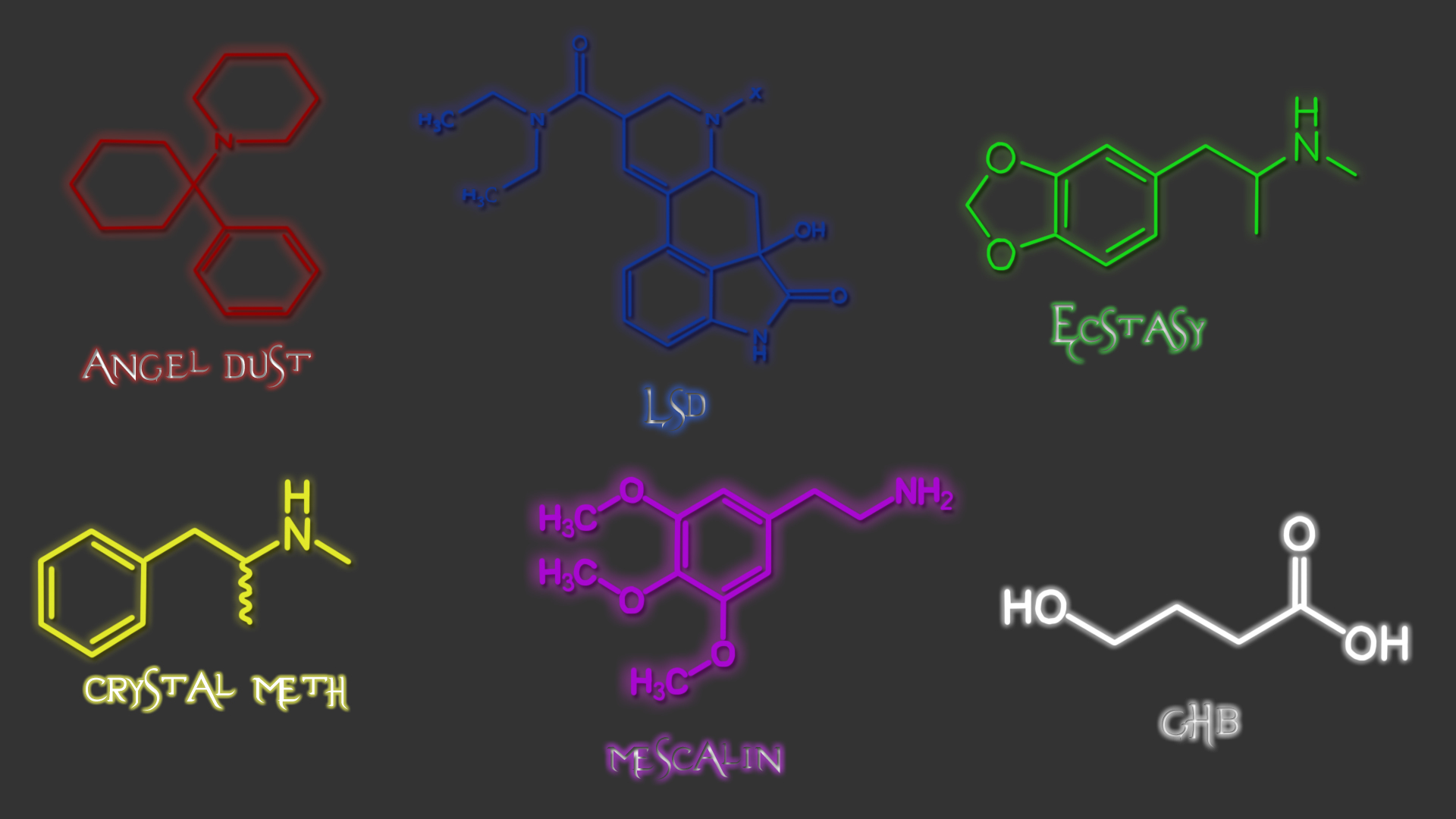"\""drugs"