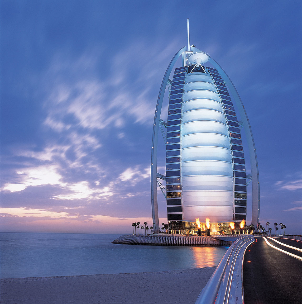dubai star burj Al HD Wallpaper