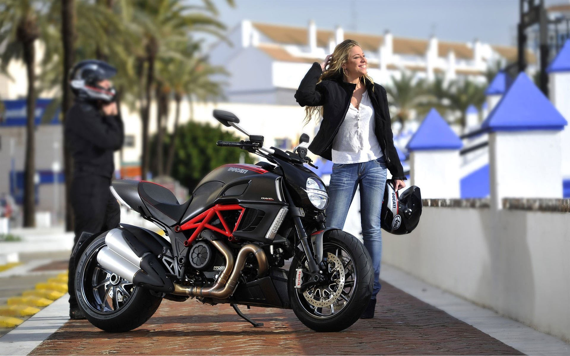 Ducati vehicles motorbikes HD Wallpaper