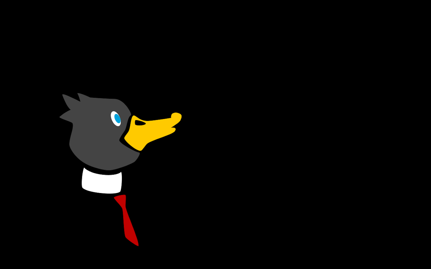 duck template here we HD Wallpaper