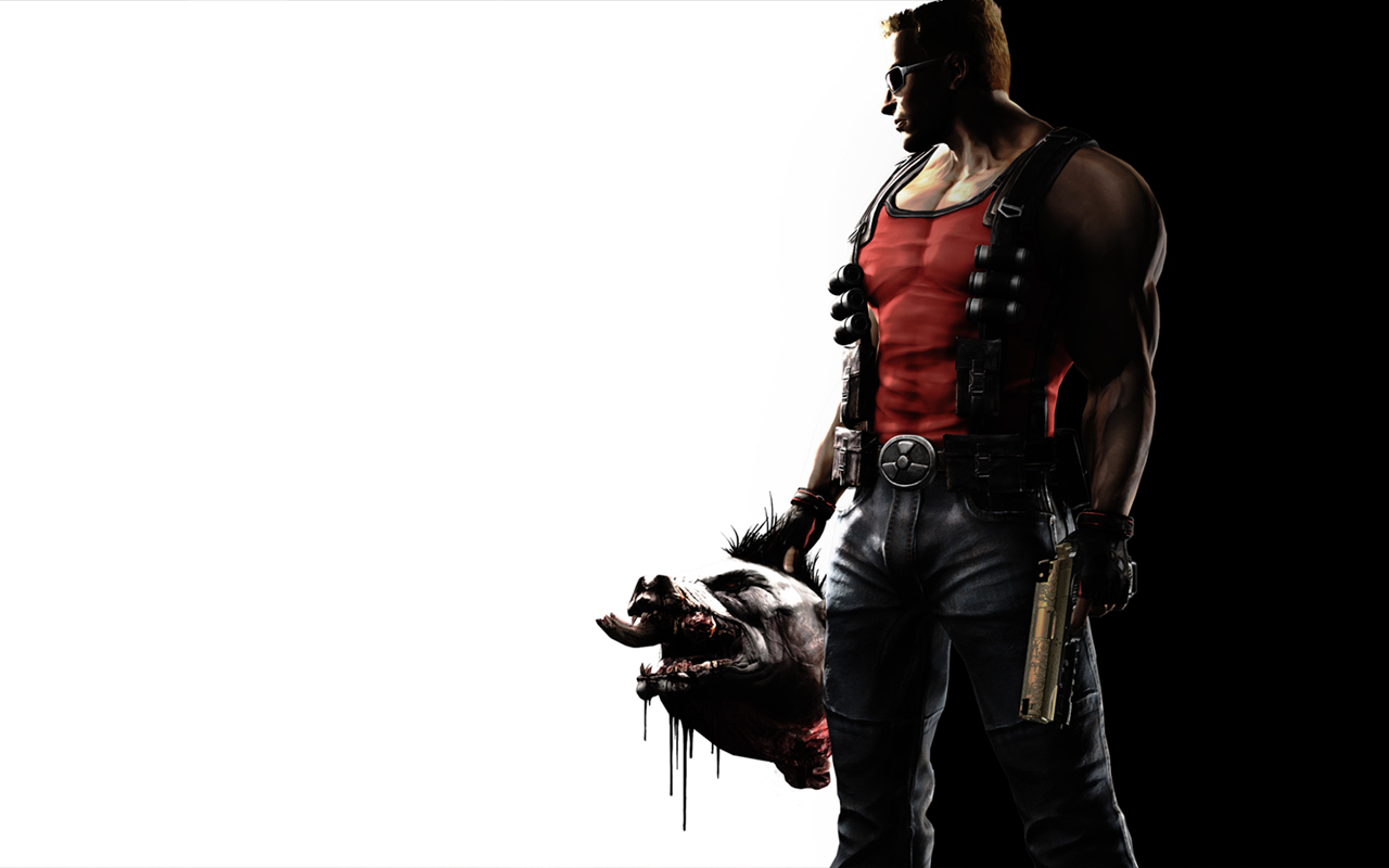 Duke nukem forever HD Wallpaper