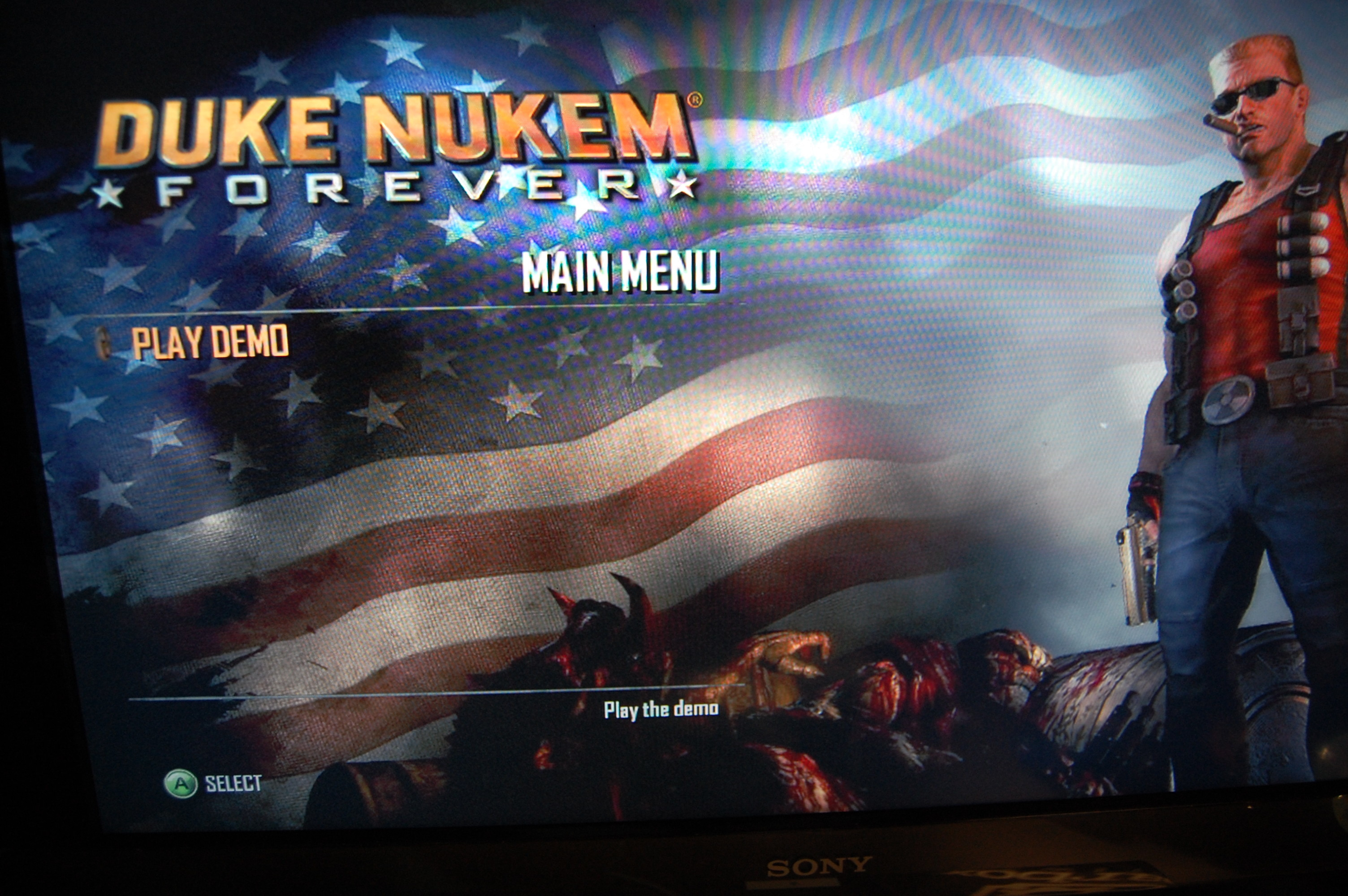 Duke nukem forever Redneck HD Wallpaper