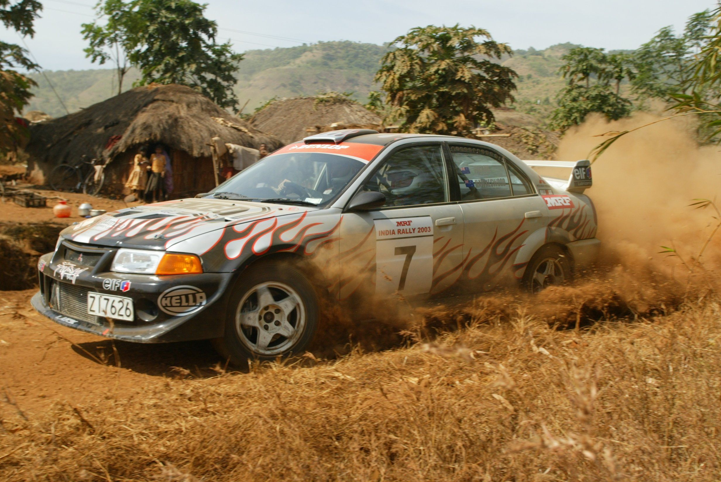 dust rally India vehicles HD Wallpaper